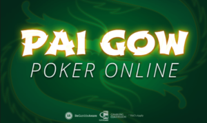 Playing Online Pai Gow Poker